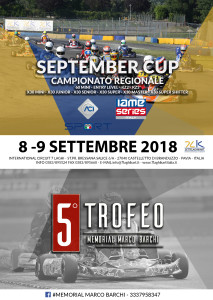 September Cup2018